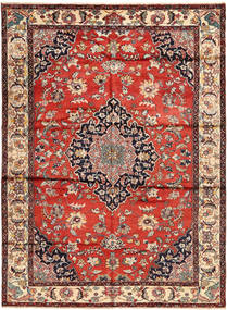 Bakhtiari Rug 222X308 Authentic  Oriental Handknotted Brown/Light Brown (Wool, Persia/Iran)