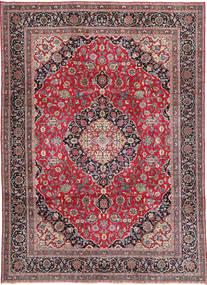 Kashmar Patina Teppe 240X335 Ekte Orientalsk Håndknyttet Mørk Grå/Mørk Rød (Ull, Persia/Iran)
