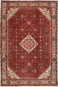 Hamadan Patina Rug 212X324 Authentic  Oriental Handknotted Dark Red/Dark Brown (Wool, Persia/Iran)