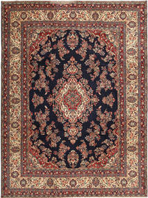 Hamadan Patina Rug 265X353 Authentic  Oriental Handknotted Light Brown/Brown Large (Wool, Persia/Iran)