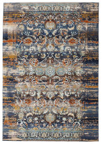 Torin Rug 182X274 Modern Light Grey/Dark Grey ( Turkey)