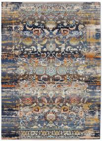 Torin Dywan 142X206 Nowoczesny Ciemnoszary/Jasnoszary ( Turcja)