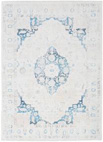 Damien Teppe 142X206 Moderne Hvit/Creme/Lys Grå/Beige ( Tyrkia)