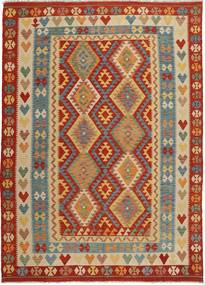Kelim Afghan Old style tæppe ABCX2257