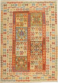 Kelim Afghan Old style tæppe ABCX2269