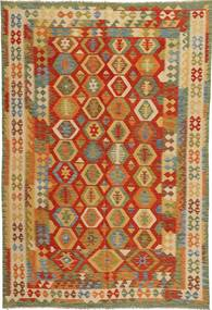 Kelim Afghan Old style matta ABCX2271