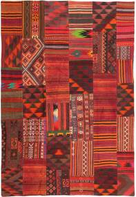 Tapete Kilim Patchwork ABCX2325