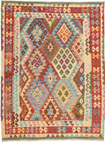 Kelim Afghan Old style tapijt ABCX2177