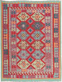 Kilim Afghan Old style carpet ABCX1665