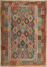 Kelim Afghan Old style tapijt ABCX2289