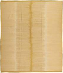 Kilim Modern Rug 249X290 Authentic  Modern Handwoven Light Brown/Dark Beige (Wool, Afghanistan)