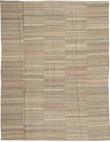 Kilim Modern Rug 179X230 Authentic  Modern Handknotted Light Brown (Wool, Afghanistan)