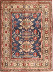 Kazak Matto 290X401 Itämainen Käsinsolmittu Vaaleanruskea/Tummanharmaa Isot (Villa, Pakistan)