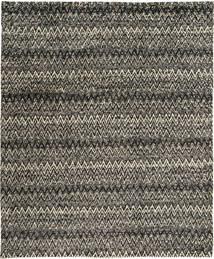 Barchi/Moroccan Berber Matta 235X292 Äkta Modern Handknuten Mörkgrå/Svart/Ljusgrå (Ull, Pakistan)