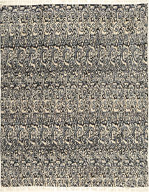 Barchi/Moroccan Berber Rug 232X294 Authentic  Modern Handknotted Dark Grey/Light Grey (Wool, Pakistan)