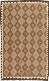 Kelim Maimane Teppe 153X249 Ekte Orientalsk Håndvevd Lysbrun/Brun (Ull, Afghanistan)