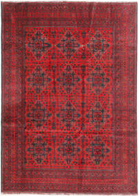 Afghan Khal Mohammadi tæppe ABCX3456