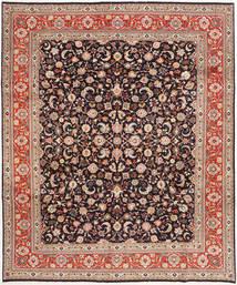 Sarouk Sherkat Farsh Rug 251X303 Authentic  Oriental Handknotted Light Brown/Dark Red Large (Wool, Persia/Iran)