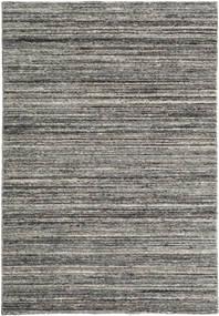 Mazic - Dark Grey Rug 120X180 Authentic  Modern Handknotted Dark Grey/Light Grey (Wool, India)