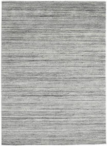 Mazic - Grey Rug 240X340 Authentic  Modern Handknotted Light Grey/Turquoise Blue (Wool, India)