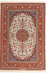 Isfahan selyemfonal szőnyeg RXZI54