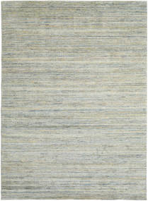 Mazic - Green_Grey Rug 240X340 Authentic  Modern Handknotted Light Grey/Turquoise Blue (Wool, India)