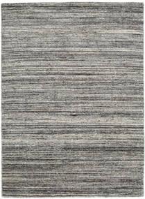 Mazic - Dark Grey Rug 140X200 Authentic  Modern Handknotted Light Grey/Dark Grey (Wool, India)
