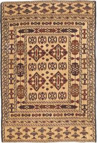 Kilim Golbarjasta Rug 130X190 Authentic  Oriental Handwoven Light Brown/Dark Brown (Wool, Afghanistan)