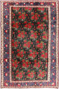 Afszar Dywan 194X300 Orientalny Tkany Ręcznie Ciemnoszary/Ciemny Turkus (Wełna, Persja/Iran)
