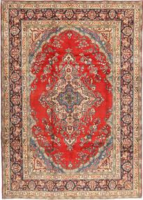 Mehraban Tapis 217X304 D'orient Fait Main Rouille/Rouge/Marron Clair (Laine, Perse/Iran)