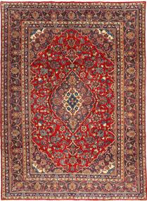 Keshan Matto 210X292 Itämainen Käsinsolmittu (Villa, Persia/Iran)