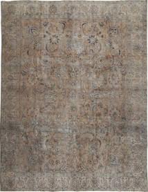 カラード ヴィンテージ 絨毯 288X380 モダン 手織り 薄茶色/茶 大きな (ウール, パキスタン)