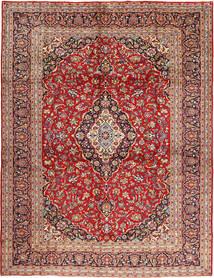 Keshan Matto 295X397 Itämainen Käsinsolmittu Tummanpunainen/Ruoste Isot (Villa, Persia/Iran)