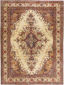 Colored Vintage Matto 248X335 Moderni Käsinsolmittu Vaaleanruskea/Ruskea (Villa, Persia/Iran)