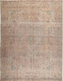 Vintage Dywan 288X369 Nowoczesny Tkany Ręcznie Jasnoszary/Brązowy Duży (Wełna, Pakistan)