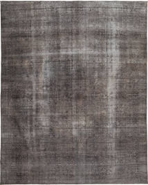 Colored Vintage Rug 272X344 Authentic  Modern Handknotted Light Grey/Dark Blue Large (Wool, Pakistan)