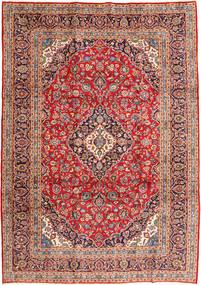 Keshan Matto 250X355 Itämainen Käsinsolmittu Tummanpunainen/Ruoste Isot (Villa, Persia/Iran)