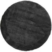 Shaggy Sadeh - Zwart / Grijs tapijt CVD17856