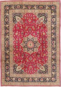 カシュマール 絨毯 245X350 オリエンタル 手織り 薄茶色/錆色 (ウール, ペルシャ/イラン)