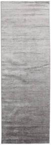 Bambus silke Loom Grå tæppe ORD177