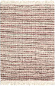 Medium Drop - Brun/Rose Mix Teppe 160X230 Ekte Moderne Håndvevd Beige/Brun (Ull, India)