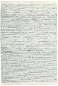 Medium Drop - Blue Mix Rug 210X290 Authentic  Modern Handwoven Beige/Light Grey (Wool, India)