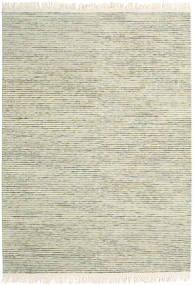 Medium Drop - Green Mix Rug 210X290 Authentic  Modern Handwoven Beige/Dark Beige (Wool, India)