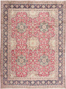 Kerman Rug 285X390 Authentic  Oriental Handknotted Light Pink/Light Brown Large (Wool, Persia/Iran)