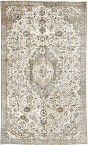Vintage Rug 162X280 Authentic  Modern Handknotted Light Brown/Light Grey (Wool, Persia/Iran)