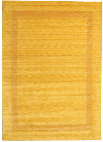 Handloom Gabba - Gold rug CVD18393
