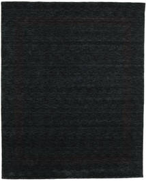Handloom Gabba - Black/Grey Rug 240X300 Modern Black (Wool, India)