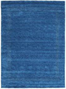 Handloom Gabba - Blue Rug 210X290 Modern Blue/Dark Blue (Wool, India)