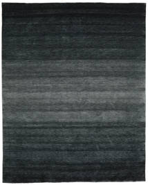 Gabbeh Rainbow - Grey Rug 240X300 Modern Black/Dark Grey (Wool, India)