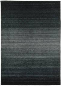Gabbeh Rainbow - Szary Dywan 240X340 Nowoczesny Czarny/Ciemnoszary (Wełna, Indie)